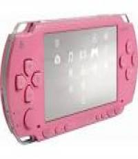 Sony releases 'pink' playstation portable.