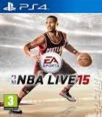 Click for more information on NBA Live 15 (code unredeemed)
