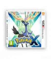 Click for more information on Pokemon X Version