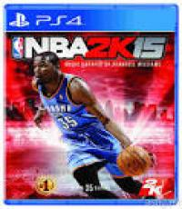 Click for more information on NBA 2K15 (Code redeemed)