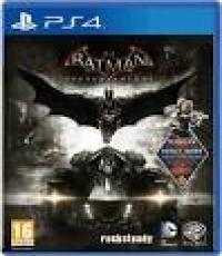 Click for more information on Batman Arkham Knight (Code redeemed)