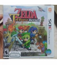 Click for more information on Zelda Tri Force Heroes  (BN SEALED)
