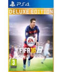 Click for more information on FIFA 16 Deluxe Edition (Code redeemed)