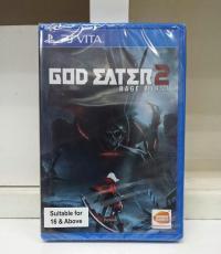 Click for more information on God Eater 2 Rage Burst n God Eater Resurrection Dlc