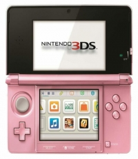 GameTrader SG - Pink Modded 3ds A9lh With Freeshop Any 3ds